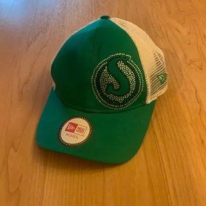 New Era Saskatchewan Roughriders Women's Cap